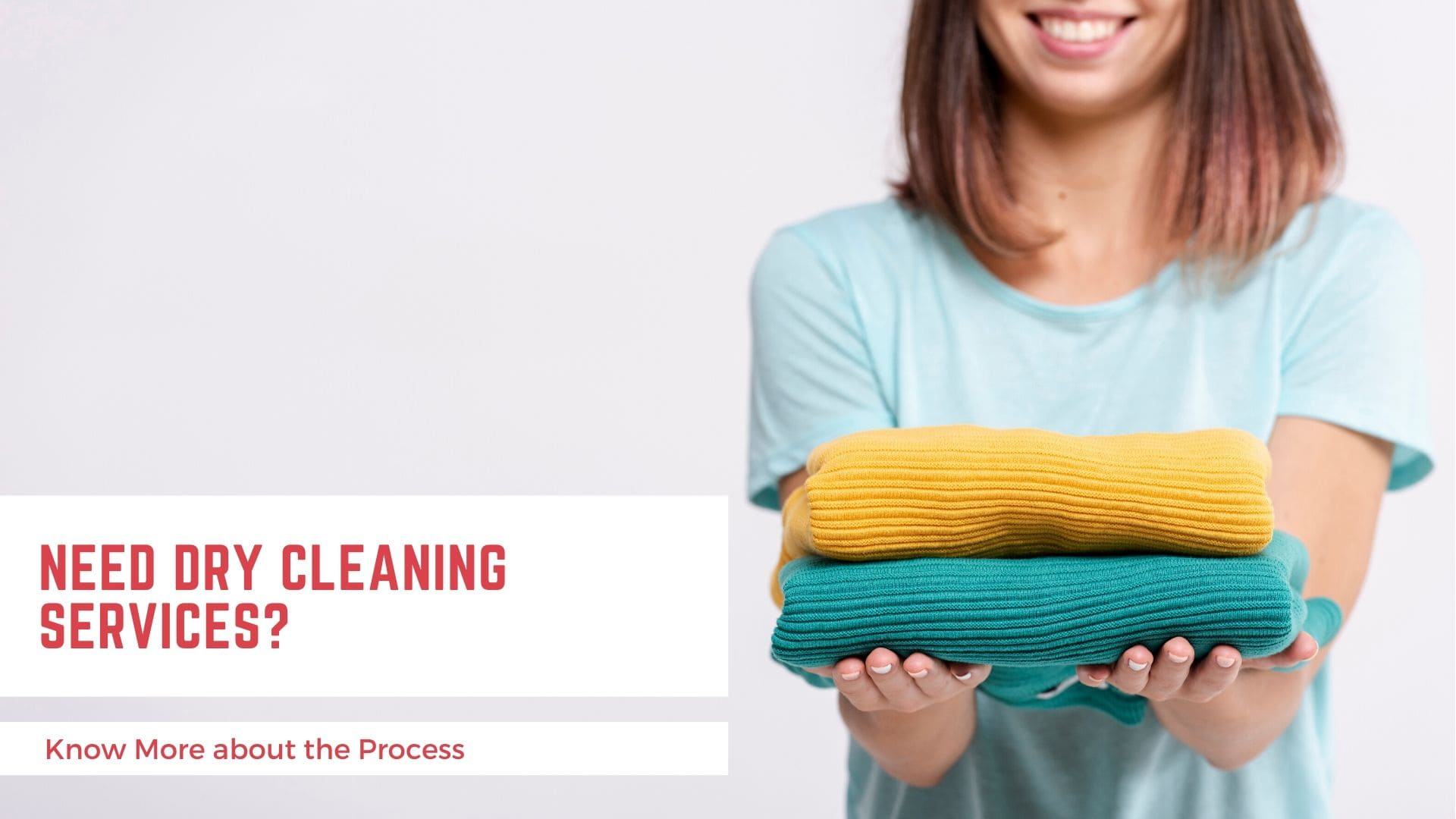 Need Dry Cleaning Services For Clothes? Know More about the Process